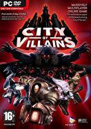 City of Villains packshot