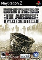 Packshot for Brothers In Arms: Earned In Blood on PlayStation 2