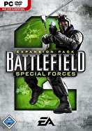 Battlefield 2: Special Forces packshot