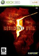 Packshot for Resident Evil 5 on Xbox 360