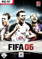 Packshot for FIFA 06 on PC