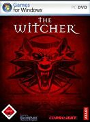 The Witcher packshot