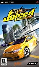 Juiced: Eliminator packshot