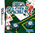Packshot for Sega Casino on DS