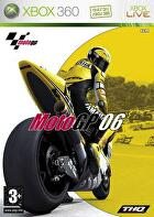 Packshot for MotoGP 2006 on Xbox 360