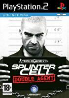 Packshot for Tom Clancy's Splinter Cell: Double Agent on PlayStation 2