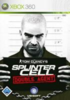 Packshot for Tom Clancy's Splinter Cell: Double Agent on Xbox 360