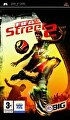 Packshot for FIFA Street 2 on PSP