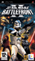 Packshot for Star Wars Battlefront II on PSP
