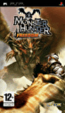 Monster Hunter: Freedom packshot