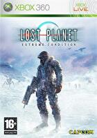 Packshot for Lost Planet: Extreme Condition on Xbox 360