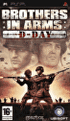 Packshot for Brothers In Arms: D-Day on PSP