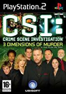 CSI: 3 Dimensions of Murder packshot
