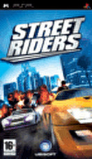 Street Riders packshot