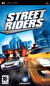 Packshot for Street Riders on PSP