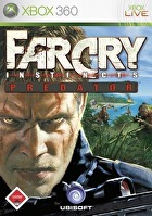Packshot for Far Cry Instincts Predator on Xbox 360