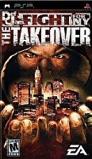 Def Jam Fight For NY: The Takeover packshot