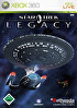 Packshot for Star Trek Legacy on Xbox 360