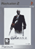 Packshot for Hitman 2: Silent Assassin on PlayStation 2