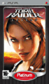 Packshot for Lara Croft Tomb Raider: Legend on PSP