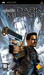 Packshot for Syphon Filter: Dark Mirror on PSP