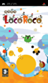 Packshot for LocoRoco on PSP