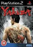 Packshot for Yakuza on PlayStation 2
