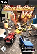 Micro Machines v4 packshot