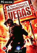 Tom Clancy's Rainbow Six: Vegas packshot