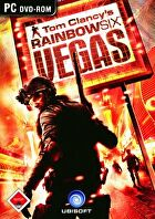 Packshot for Tom Clancy's Rainbow Six: Vegas on PC