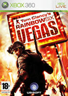 Packshot for Tom Clancy's Rainbow Six: Vegas on Xbox 360