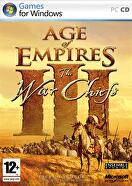 Age of Empires III: The WarChiefs packshot