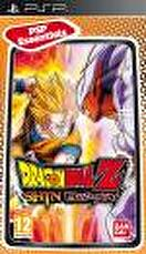 Dragon Ball Z: Shin Budokai packshot