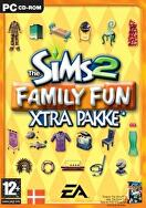 The Sims 2 Family Fun Stuff packshot