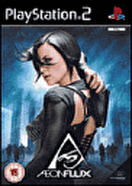 Aeon Flux packshot