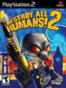 Destroy all Humans! 2 packshot