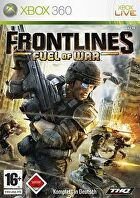 Packshot for Frontlines: Fuel of War on Xbox 360