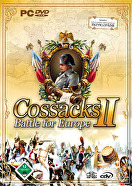 Cossacks II: Battle for Europe packshot