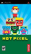 Hot Pixel packshot