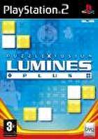 Packshot for Lumines Plus on PlayStation 2