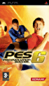 Packshot for Pro Evolution Soccer 6 on PSP