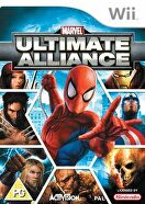 Marvel: Ultimate Alliance packshot