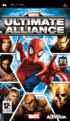 Packshot for Marvel: Ultimate Alliance on PSP