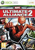 Packshot for Marvel: Ultimate Alliance on Xbox 360