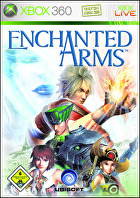 Packshot for Enchanted Arms on Xbox 360