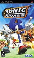 Packshot for Sonic Rivals on PSP