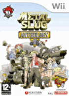 Packshot for Metal Slug Anthology on Wii