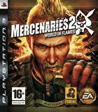 Packshot for Mercenaries 2: World in Flames on PlayStation 3