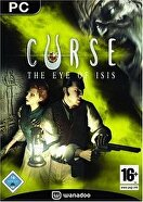 Curse: The Eye of Isis packshot
