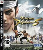 Packshot for Virtua Fighter 5 on PlayStation 3